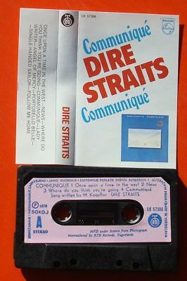 Dire Straits ‎ Communiqué,  Ex Yugoslavia, Once Upon A Time In The