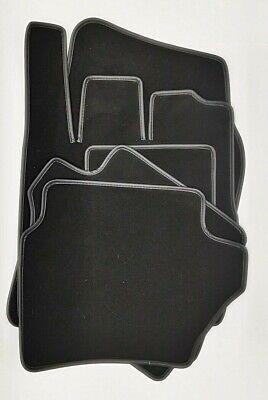 Gummifußmatten für Citroen C5 1 2001-2008 Break Kombi 5-türer 4tlg