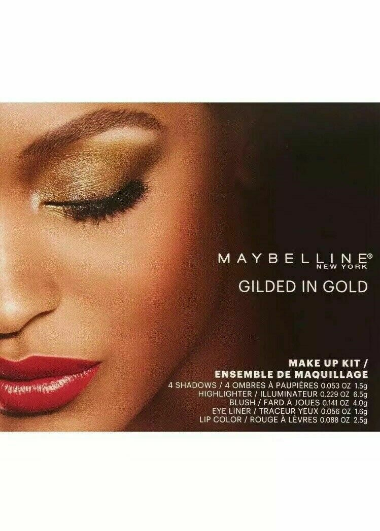 Maybelline New York Makeup Kit Palette, Smoke