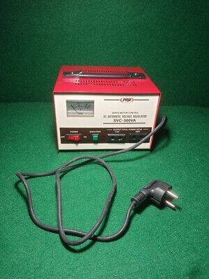 Pro Model Svc-500va Ac. Automatic Voltage Regulator