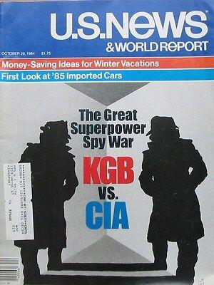 Us News   World Report Magazine October 29 1984