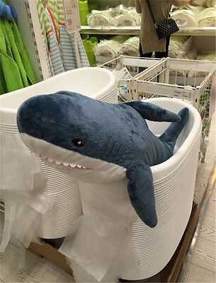 39  Giant Shark Plush Soft Toys Pillow Bed Stuffed Animal Doll Sofa Cushion Gift