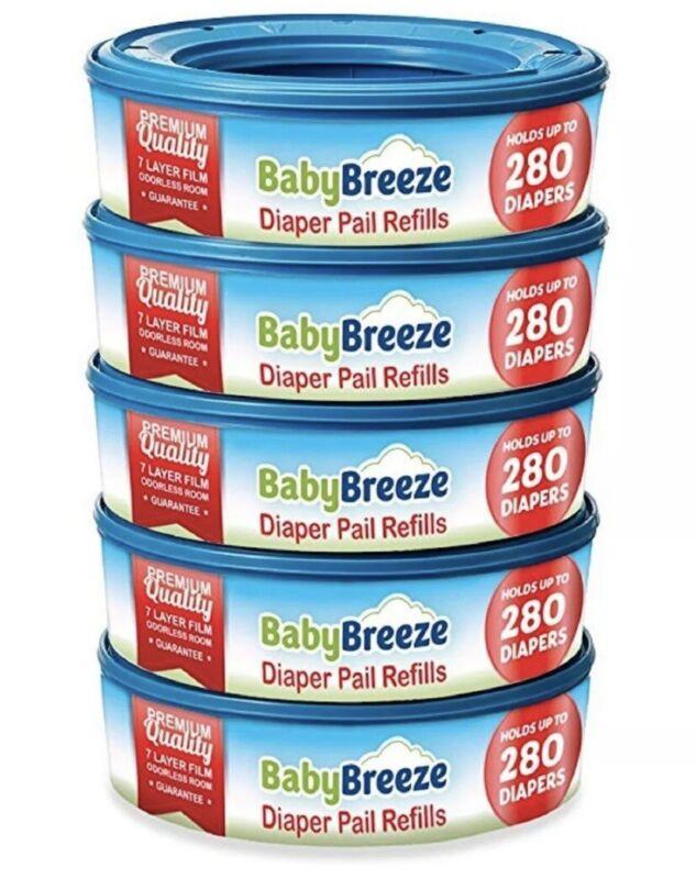 Baby Breeze Diaper Pail  Refills