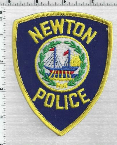 Newton Police (New Hampshire) 1st Issue Shoulder Patch