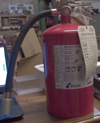 Kidde Pro Plus 11hm 466729 Halotron 1 Fire Extinguisher 1-a10--bc Rr2