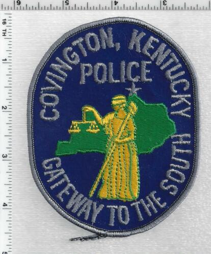 Covington Police (Kentucky) 1st Issue Shoulder Patch