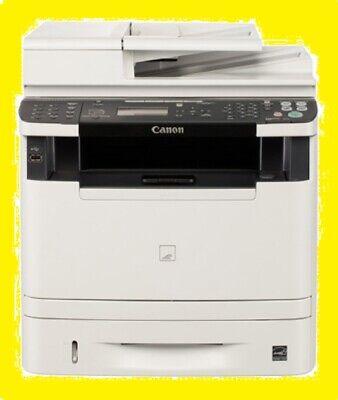 Canon MF5960DN Printer imageCLASS w/ NEW Toner / Drum! -- REFURBISHED !!! Black Laser Copier Drum