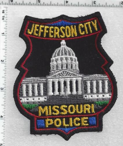 Jefferson City Police (Missouri) 2nd Issue Shoulder Patch