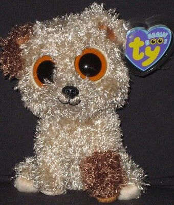 "GWL Exclusive Ty Beanie Boos Jumbo //Large ~ RIVER the Multi Color Wolf 18/"" NEW"