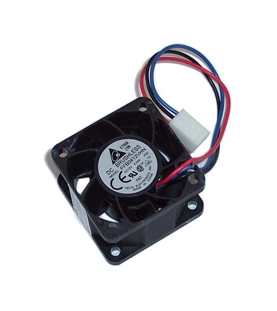 Brocade Silkworm 200E Case Fan 60-0201106-02 FFB0412VHN DC 12V 0.24A