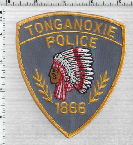 Tonganoxie Police (Kansas) 1st Issue Shoulder Patch