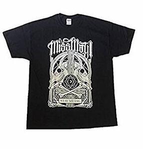 Miss-May-I-CABRA-Skulls-Camiseta-Oficial-Hombre