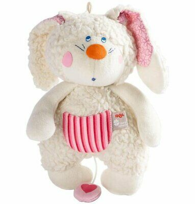 HABA Music Benji the Bunny Plush Easter Baby Developmental Toy  for sale  Louisville