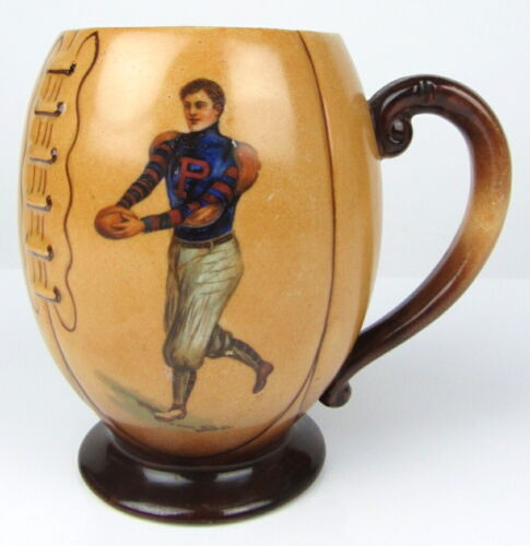 Pennsylvania Quakers F. Earl Christy Football Mug University College Tankard
