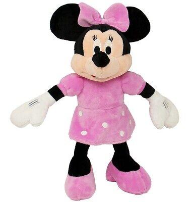 Disney XXL Minnie Mouse Maus Plüsch Figur 55 cm Stofftier Plüschtier