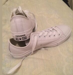 All leather converse size 6 Clayton Monash Area Preview