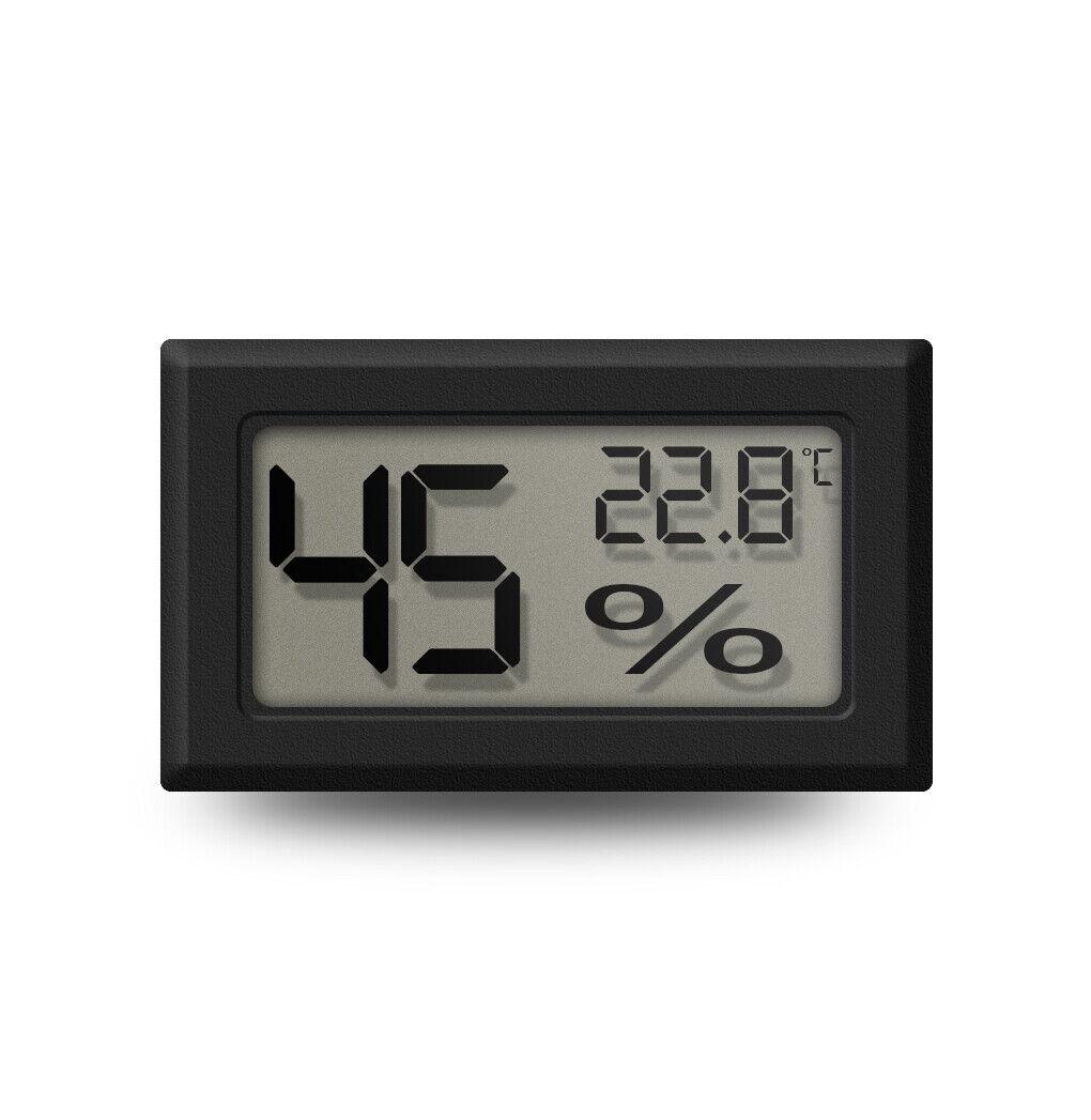 LCD Digital Thermometer Higrometer Tester für Kühlschrank Aquarium