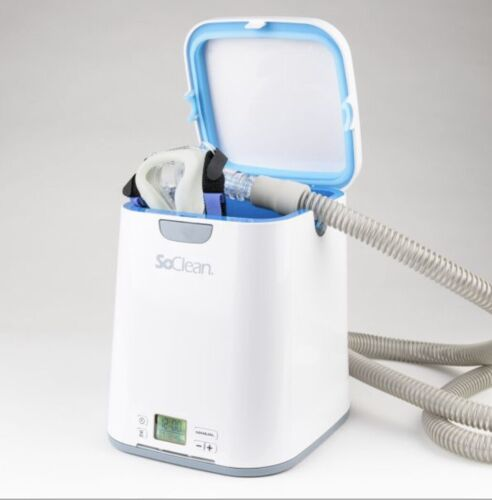 SoClean 2 - CPAP Cleaner Sanitizer, w/ ResMed AirSense 10 Ad