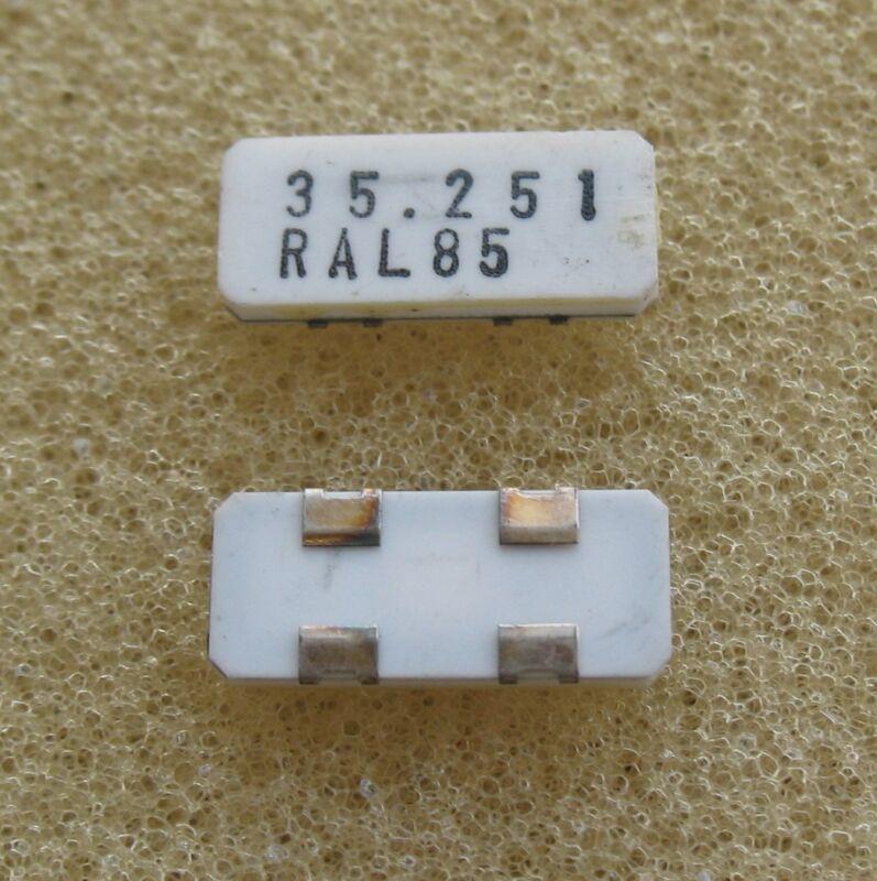 CRYSTAL 35.2512 MHz SMD (100 PCS)