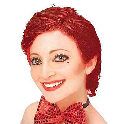 Rocky Wig (Columbia Wig Rocky Horror Drag Fancy Dress Up Halloween Adult Costume)