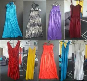 Bulk Lot of New Ladies Evening Wear, Dresses and Tops