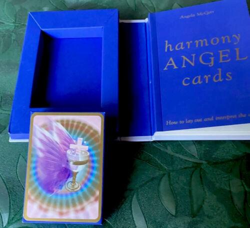 Harmony Angel Cards By Angela McGeer 2002 - $19.75