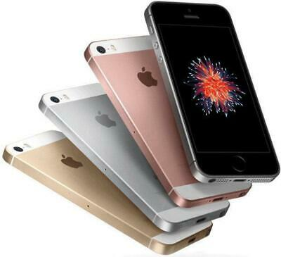 Apple iPhone SE - 16/64/128GB (Factory GSM Unlocked; AT&T / T-Mobile) Smartphone
