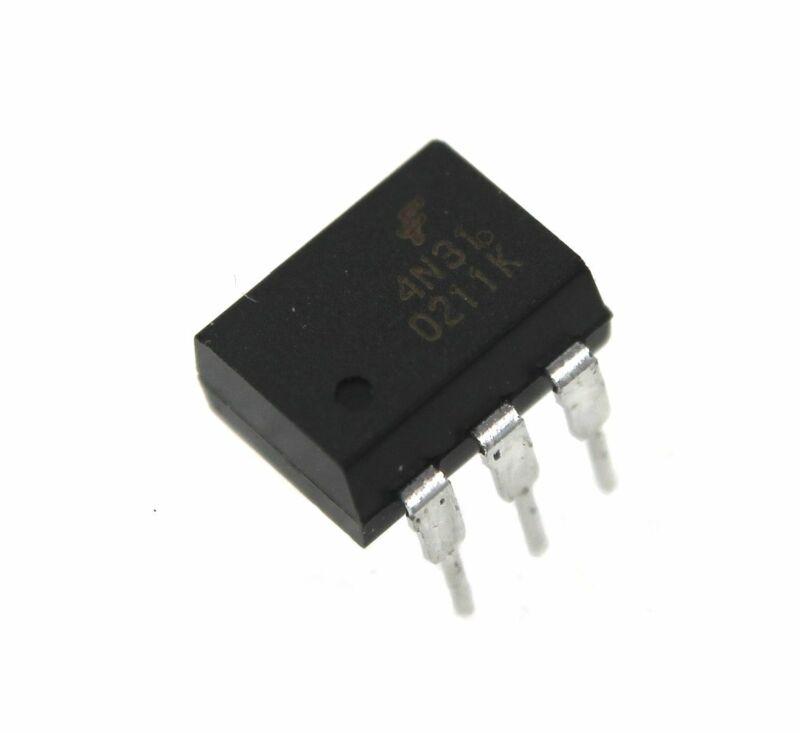 Fairchild, QTC 4N36 Optocoupler,