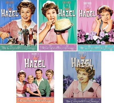 HAZEL the Complete Series Seasons 1-5 DVD 1 2 3 4 5 (20 Disc Set) Shirley Booth