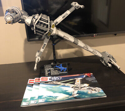 Lego Star Wars USC B-Wing Starfighter 10227 Complete With Instructions