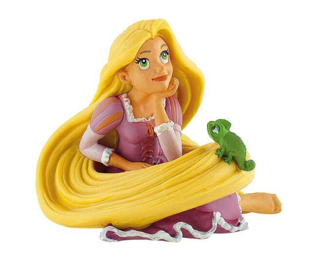 Rapunzel & Pascal aus Rapunzel 7 cm Bullyland 12419