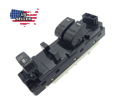 Power Window Master Switch For 04-12 Chevrolet Colorado & GMC Canyon 2 Door