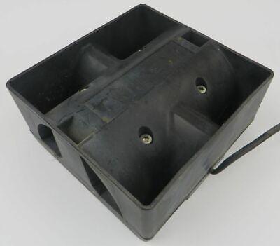 Whelen Sa314 100 Watt Assembly Box Siren Speaker Pn 01-0883513 - Working Pull