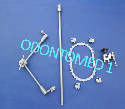 Mini Bookler Table Mounted Retractor System Surgical Instruments