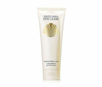 Estee Lauder White Linen Perfumed Body Lotion 3.4 oz. Fragranced Moisturizer New White Body Moisturizer
