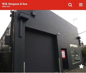 Warehouse for lease North Melbourne Melbourne City Preview