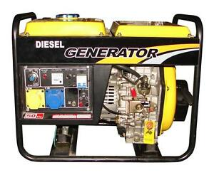 3kva diesel generators