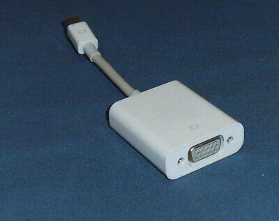 Genuine Apple A1307 Mini DisplayPort / Thunderbolt To VGA Adapter