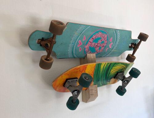 4 LED Ersatzrollen Waveboard Skateboard Weiß Beige ABEC 7 Lager Achsen Werkzeug