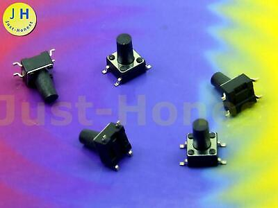 Micro Switch Tact Push Button Size 4x4x1.5mm Samsung LCD 4 Pin SMT SMD