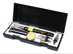Gascat 60 Butane Soldering Iron Tool Kit by Antex (XG060KT)