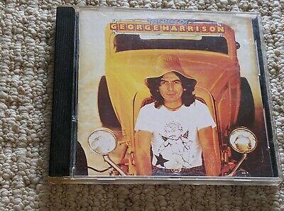 THE BEST OF GEORGE HARRISON BEATLES CD + FREE