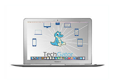 Macbook - 2014 Apple MacBook Air i5 1.4GHz to 2.7GHz 4GB RAM 128GB SSD Laptop Computer