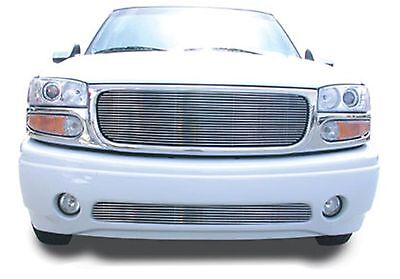 Aftermarket Heavy Duty Truck Parts - Ship from USA fits 2001-2006 GMC Yukon GXTB90009 Durable Grille Aftermarket Auto