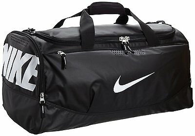 f3bae9c94114 UPC 826218184147 product image for Nike Air Max Team Training Duffel Bag  Medium Sports Holdall Gym