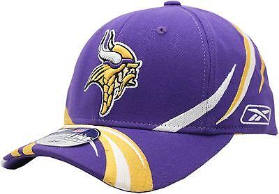 Minnesota Vikings Official NFL 2005 Second Season Flexfit Cap - MVSS05 2nd Season Cap