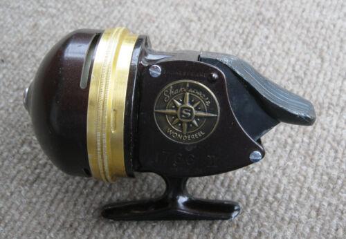 Vintage SHAKESPEARE WONDEREEL 1766 II MODEL DH Fishing Reel