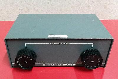 Trilithic Bma-580 Attenuator