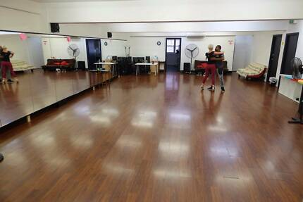 Dance Studio & Venue Hire For Rent From $15/hr