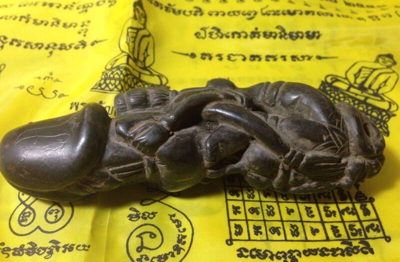 Lingam Lady Paladkik Pendant Charm THAI AMULET MAGIC Luck Rich Shaman SEX LOVE
